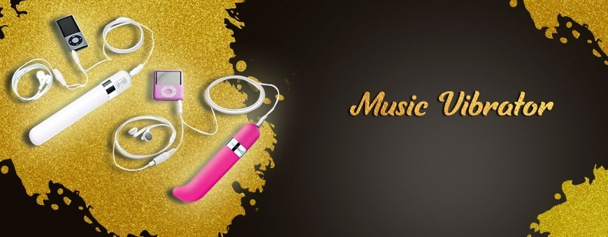 Buy Music Vibrator for female online in India | Delhi | Pune