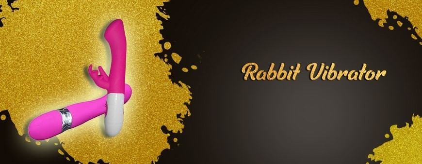 Rabbit Vibrator - Sex Toy for womenin Faridabad Meerut Rajkot