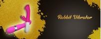 Rabbit Vibrator - Sex Toy for womenin Faridabad Meerut Rajkot