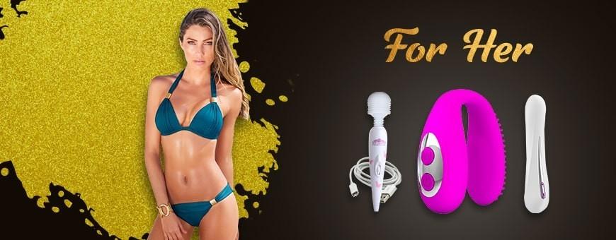 Buy Sex Toys For Women & Girls In India