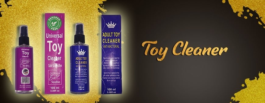 Toy Cleaner In Jamnagar | Sex Toys In India