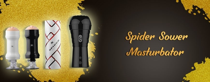 Spider Sower Masturbator - Sex Toy for male in Aligarh Jalandhar Bhubaneswar